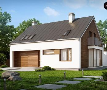 Проект дома Проект Z237, 188.8 м2