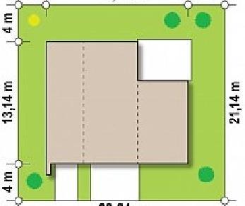 Проект дома Проект Zx46, 211.4 м2