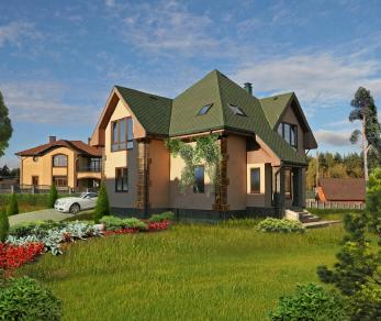 Продажа дома КП Петровское Барокко, ул. Дягилева, д. 3