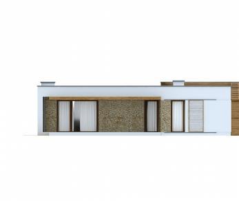 Проект дома Проект Zx53, 99.1 м2