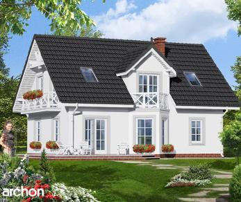 Проект  Дом в незабудках 2, 123.9 м2