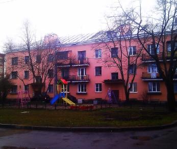 Продажа квартиры Стрельна г., Кропоткинская ул., д. 2