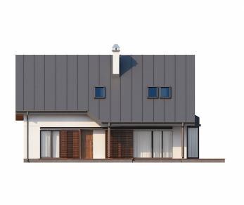 Проект дома Проект Z186, 175.2 м2