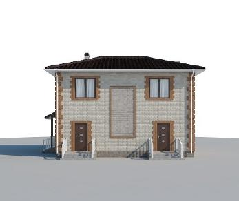 Проект дома AS-2122, 145 м2