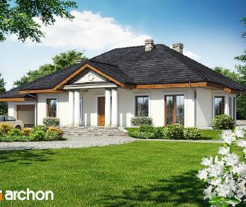Проект  Дом в гаурах 2, 150.7 м2