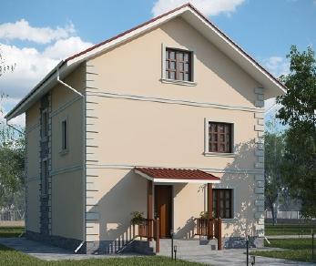 Проект дома AS-2063, 190 м2
