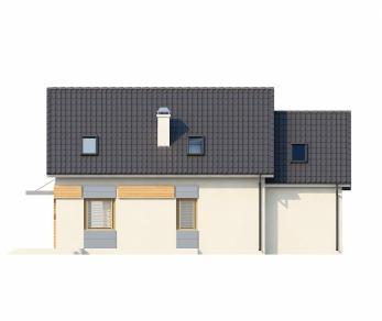 Проект дома Проект Z126, 168 м2