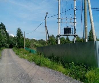 Продажа участка Подгорное
