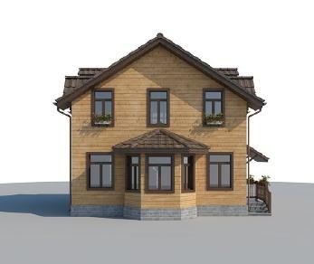 Проект дома AS-2246, 120 м2