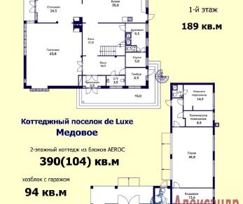 Продажа дома Колясово