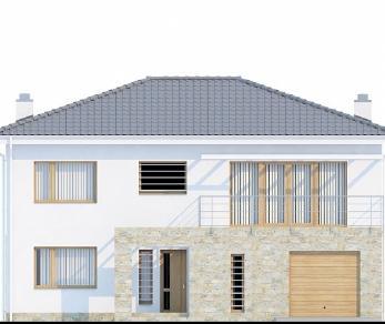 Проект дома Проект Zx4, 221.9 м2