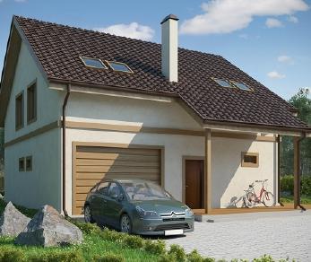 Проект дома AS-2098, 170 м2