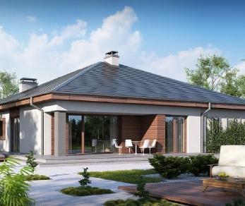 Проект дома Проект z52, 195.8 м2