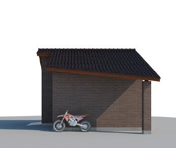 Проект дома AS-2152, 31 м2