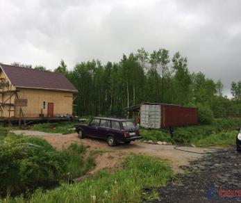 Продажа участка Приладожский