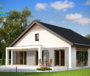 Проект дома Проект z242, 116.6 м2