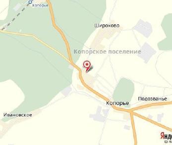 Продажа квартиры Копорье пос., 11, д. 11