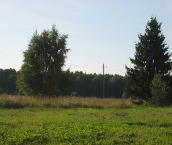 Продажа участка Вериговщина