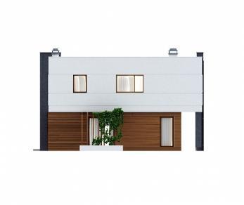 Проект дома Проект Zx54, 181.5 м2