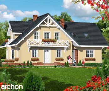 Проект  Дом в боровиках, 198.2 м2