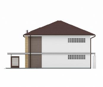 Проект дома Проект Zx2, 187.4 м2
