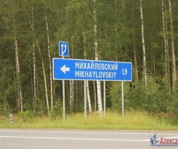 Продажа участка Михайловский массив