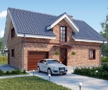 Проект дома AS-2103-2, 199 м2