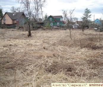 Продажа участка Стрельна г., Волхонское ш., д. 60