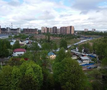 Продажа квартиры Мурино пос., Шоссе Лаврики, д. 34