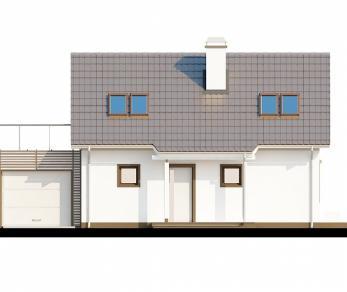 Проект дома Проект Z220, 128 м2