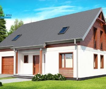 Проект дома Проект z164, 181.9 м2