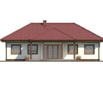 Проект дома Проект Z5, 252.3 м2