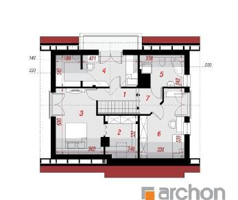 Проект  Дом под личи (П), 178.4 м2