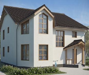 Проект дома AS-2042, 206 м2
