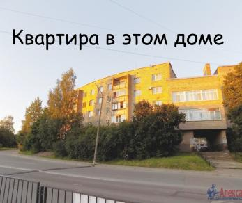 Продажа квартиры Выборг, Приморское ш., д.2