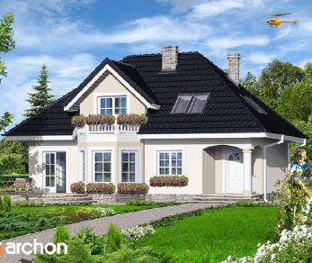 Проект  Дом в авокадо, 139.6 м2