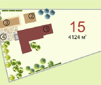 Продажа дома КП Медовое, участок № 15