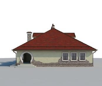 Проект дома AS-2217, 137 м2
