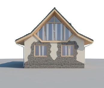 Проект дома AS-2168-2, 106 м2