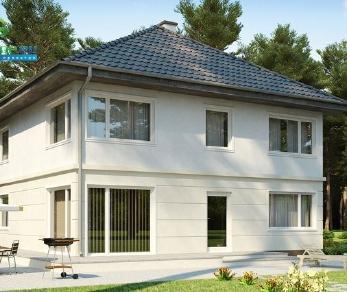 Проект дома Проект zx10, 232.04 м2