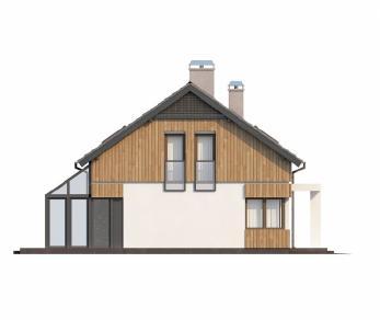Проект дома Проект Z118, 195.9 м2