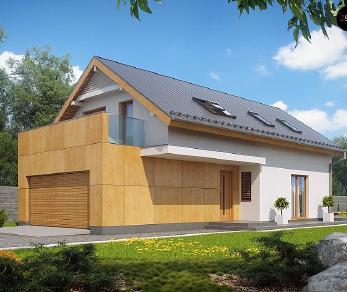 Проект дома Проект Z292, 167.2 м2