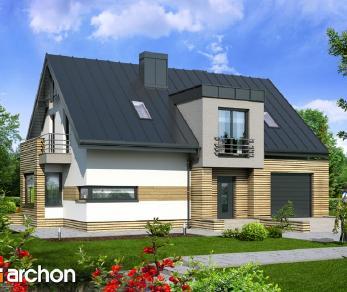 Проект  Дом в сапфирах (Н), 171.5 м2