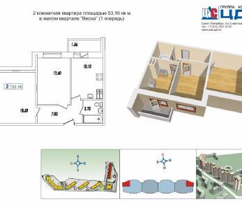 Продажа квартиры Кудрово, Европейский пр.