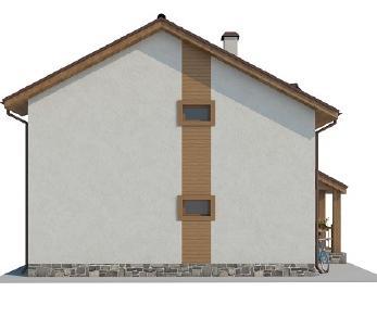 Проект дома AS-2048, 87 м2