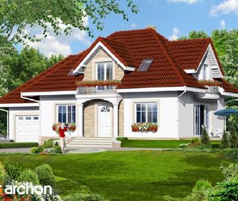 Проект  Дом в вербене 4, 149.2 м2