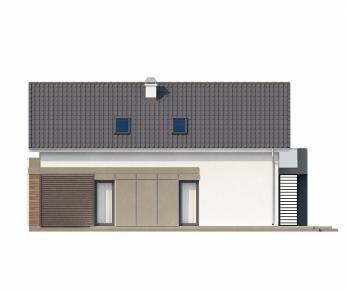 Проект дома Проект Z168, 169.2 м2