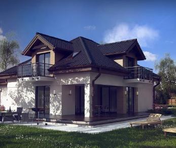 Проект дома Проект z283, 229.7 м2