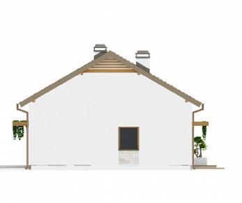 Проект дома Проект Z261, 86.9 м2