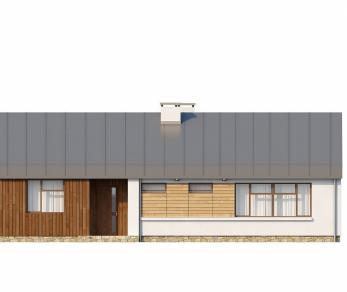 Проект дома Проект Zx17, 113.2 м2